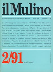 Copertina del fascicolo dell'articolo Il sogno islamico di papa Wojtyla