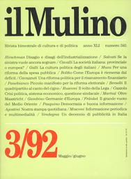 Copertina del fascicolo dell'articolo L'Europa riemersa dal deficit. Motivi, strategie, lezioni