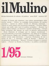 Copertina del fascicolo dell'articolo La Russia, la Cecenia e la politica occidentale