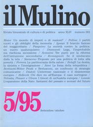 Copertina del fascicolo dell'articolo Proposte per una politica di lotta alla povertà