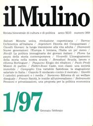 Copertina del fascicolo dell'articolo Diceria del Cinquantasei. In margine a un anniversario