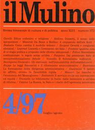 Copertina del fascicolo dell'articolo L'omertà e l'invenzione del falso