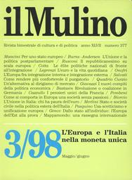 Copertina del fascicolo dell'articolo L'Unione in Italia: chi ha paura dell'euro