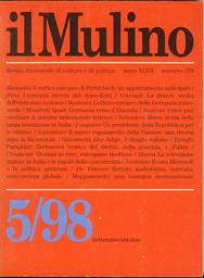 Copertina del fascicolo dell'articolo Breve storia della lunga transizione