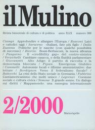 Copertina del fascicolo dell'articolo Approfondire e allargare l'Europa