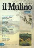cover del fascicolo, Fascicolo arretrato n.2/2001 (marzo-aprile)