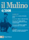 cover del fascicolo, Fascicolo arretrato n.6/2008 (novembre-dicembre)