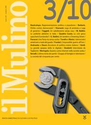 Copertina del fascicolo dell'articolo Discutono di politica estera italiana