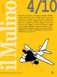 Copertina del fascicolo dell'articolo I fianchi molli dei partiti
