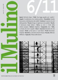 Copertina del fascicolo dell'articolo Paolo Sylos Labini