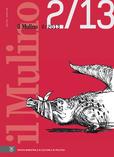 cover del fascicolo, Fascicolo arretrato n.2/2013 (march-april)
