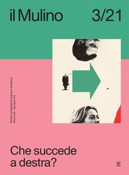 Copertina della rivista il Mulino, July-September 2021