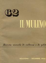 Copertina del fascicolo dell'articolo Cattolicità di un sindacato