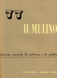 Copertina del fascicolo dell'articolo La sfida storica del comunismo al Cristianesimo e le sue conseguenze filosofico-sociali