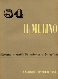 Copertina del fascicolo dell'articolo Comunità cristiana e comunità civile