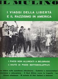 Copertina del fascicolo dell'articolo Diario di un viaggio della libertà
