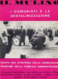 Copertina del fascicolo dell'articolo Il Pci e il dibattito che non c'è