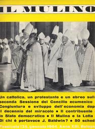 Copertina del fascicolo dell'articolo Le osservazioni di un protestante sulla seconda sessione del Concilio