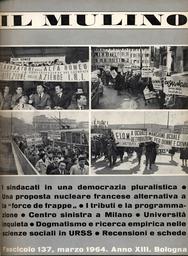 Copertina del fascicolo dell'articolo Libertà sindacale e contratto collettivo