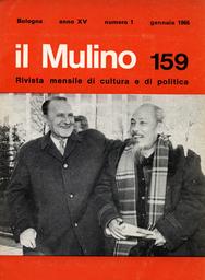 Copertina del fascicolo dell'articolo Aspetti della società italiana d'oggi: intellettuali e televisione (1952-1963)