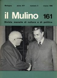 Copertina del fascicolo dell'articolo I militanti del PCI dopo il congresso