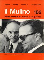 Copertina del fascicolo dell'articolo A Milano esame di coscienza per la DC