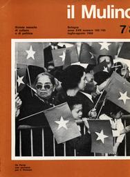 Copertina del fascicolo dell'articolo Il Belgio alla ricerca di una nuova unità