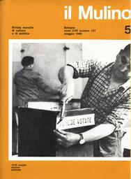 Copertina del fascicolo dell'articolo L'alibi dello stalinismo in Cecoslovacchia