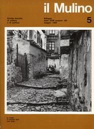 Copertina del fascicolo dell'articolo La Chiesa italiana resiste al Concilio? (contributo ad un dibattito)