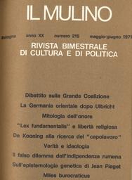 Copertina del fascicolo dell'articolo Minima linguistica